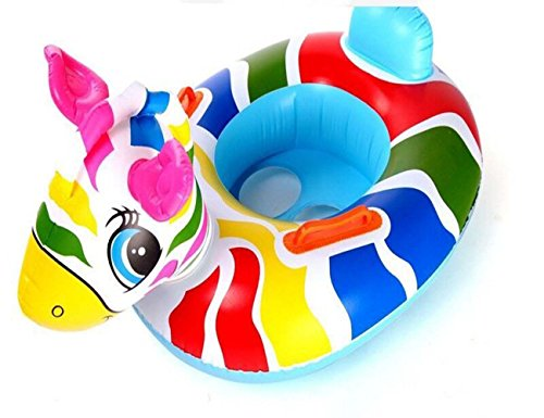 PVC Inflatable Water Sitting Circle Baby Animal Head Qual...