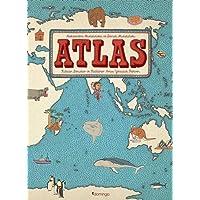 Atlas (Ciltli): Kıtalar, Denizler ve Kültürler Arası Yolculuk Rehberi