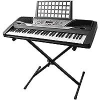 AW Electronic Piano Keyboard 61 Key Music Key Board...