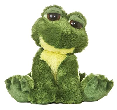 Aurora Plush 10 inches Dreamy Eyes Frog inches Fantabulous inches | Computers