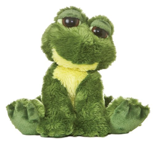 Frog Plush Toy - Aurora World Dreamy Eyes Plush Toy, Green