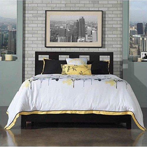 Modus Furniture RV23D7 Riva Platform Storage Bed, King, Espr