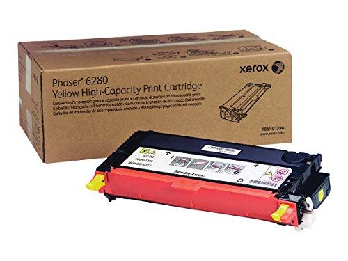 Xerox Toner Cartridge, Yellow (106R01394) ()