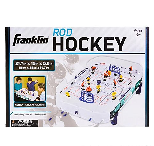 DollarItemDirect Franklin Rod Hockey Game Table, Case of 2