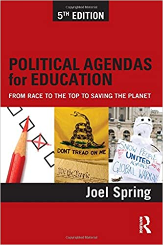 Political Agendas For Education: From Race To The Top To Saving