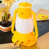 Cheap LiPing Retro Ship Lights Creative Nightlight Light (Yellow)