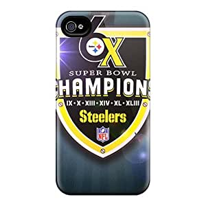High-end Cases Covers Protector For Iphone 6(pittsburgh Steelers) wangjiang maoyi