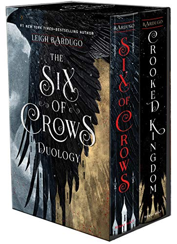 Book : The Six of Crows Duology Boxed Set - Leigh Bardugo
