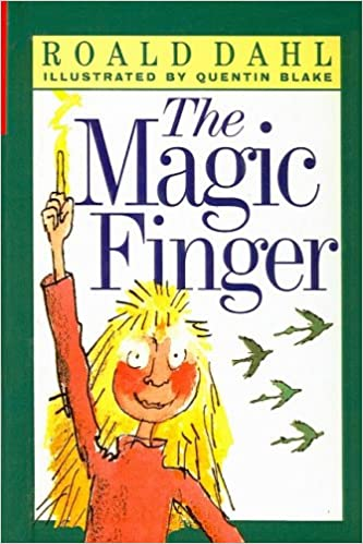 Ebook in formato txt download The Magic Finger by Roald Dahl PDF 0780722132