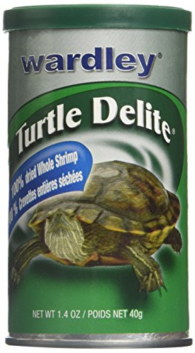 Wardley Turtle Delite Whole Shrimp Turtle Treat - 1.4oz
