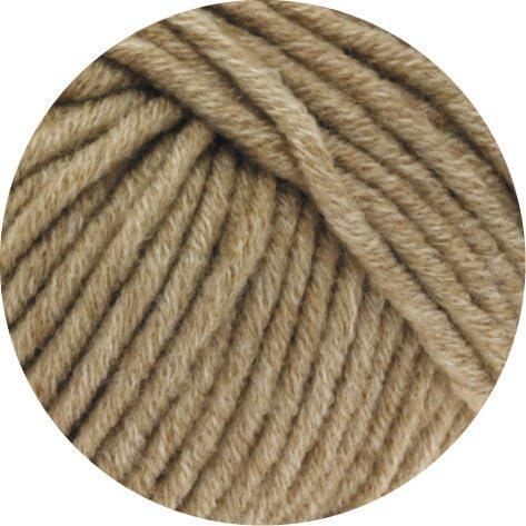 90 rotbraun 50 g Lana Grossa Wolle Kreativ Fb Lei