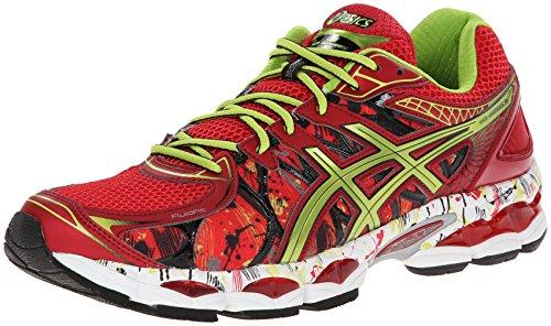 ASICS Men's Gel-Nimbus 16 NYC Running Shoe,Twenty/Six/Two,12.5 M US