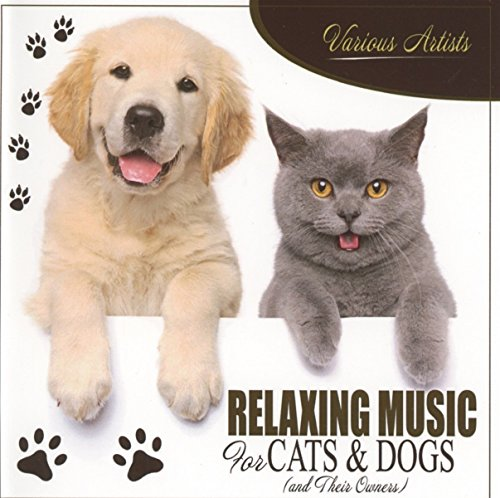 Relaxing Music For Cats & Dogs (& Their Owners): Calming Songs to Calm Down & Relax Your Pet