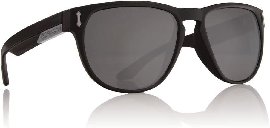 Dragon Marquis Sunglasses Matte Black//Grey Lens Mens