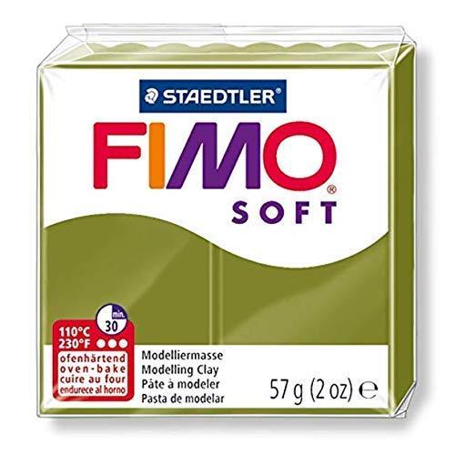 Staedtler-Fimo Suave 57g Polímero Arcilla para Moldear - Cocción ...