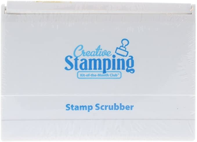 "Technique Tuesday SCRU Clear Stamp Scrubber-4.25/""X7.5/"" 4.25/"" x 7.5/"""