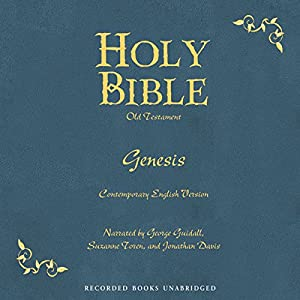 Holy Bible, Volume 1 Audiobook