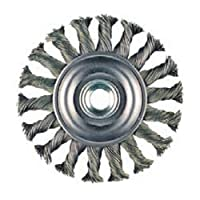 "Metabo - 4"" Wire Wheel 3/8' - KNO"