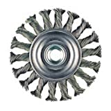 Metabo - 4'' Wire Wheel 3/8' - KNO