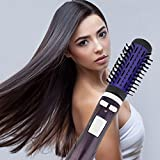 Best Flat Iron For Curly Hairs - Round Hair Brush Electric Salon Styling Tools Hair Review