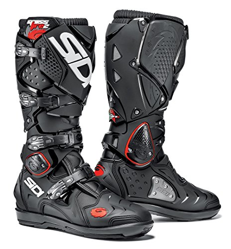 Offroad Boots Black (US 11) (2 Off Road Boot)