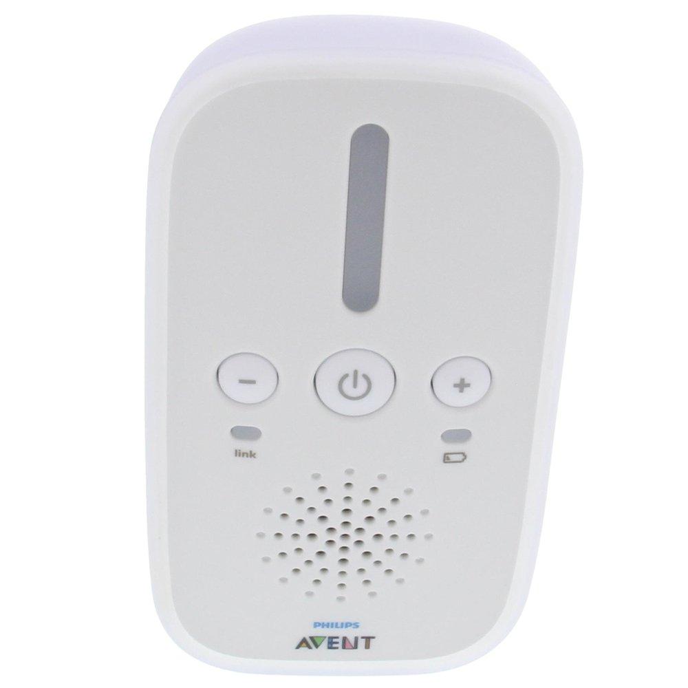 Tasche für Philips Avent SCD501 Babyphone Schutz Hülle TPU Bumper Transparent