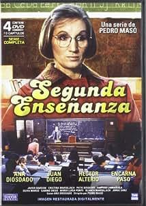 Pack Segunda Enseñanza (T.V.) [DVD]