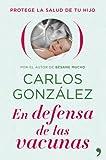 En este nuevo libro, el pediatra Carlos González desmonta con su habitual ironía, los argumentos de quienes están en contra de las vacunas, y anima a los padres a no dejarse engañar y a seguir protegiendo la salud de sus hijos. La vacu...