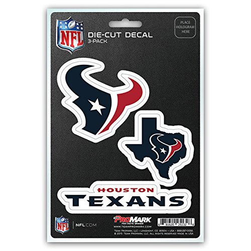 NFL Houston Texans Team Decal, - Premium Outlets Houston In