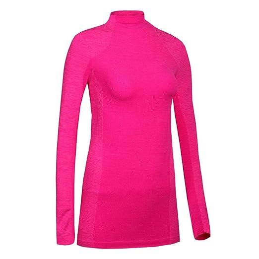 Camiseta deportiva para mujer Verano de manga larga de ...