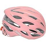 Critical Cycles 2581 Adult Silas bicicleta Helmet con 24 Vents, One Size, Matte Celeste