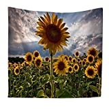 kaige tapestry Landscape India Tapestry Wall-hung beach towel polyester sitting blanket