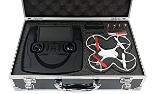 Carrying Case for Hubsan X4 FPV H107D Quadcopter