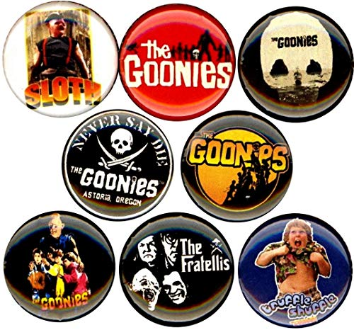 Panic Buttons The Goonies The 8 1
