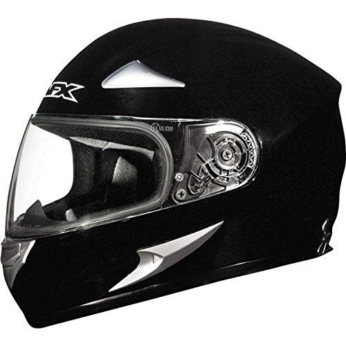 AFX FX-MAGNUS Unisex-Adult Full-Face-Helmet-Style Big Head Helmet (Black, 4X-Large)