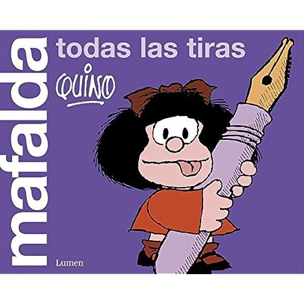 Mafalda. Todas las tiras edición limitada Lumen Gráfica: Amazon.es: Quino: Libros