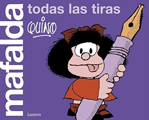 Mafalda. Todas las tiras - Libros para empoderar a las niñas - Mil ideas para regalar