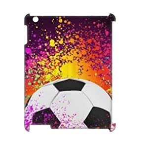 play soccer with me DIY 3D Cover Case for Ipad2,3,4,play soccer with me custom 3d cover case series 2