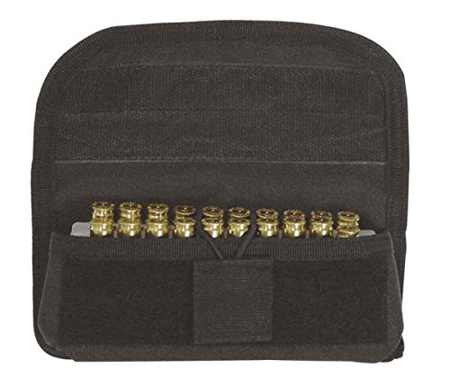 VooDoo Tactical 20 Round Shooter's Pouch, (20 Round Nylon Pouch)