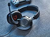JBL Quantum 200 - Wired Over-Ear Gaming Headphones
