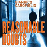 Front cover for the book Reasonable Doubts by Gianrico Carofiglio