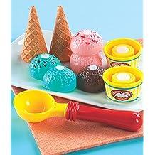 [Patrocinado] Small World Toys Living–Super Cool Ice Crema 10PC. Playset
