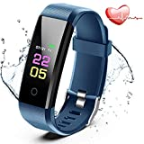 Best Watch With Heart Rates - Heart Rate Monitors Fitness Tracker With Monitor, Activity Review