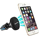 iPhone Car Mount Holder, EcoSuma Universal Air Vent Magnetic Car Phone Mount Holder Cell Phone Mount Holder with 360° rotate for iPhone 6s Plus, Samsung S6 Edge, and More smartphone