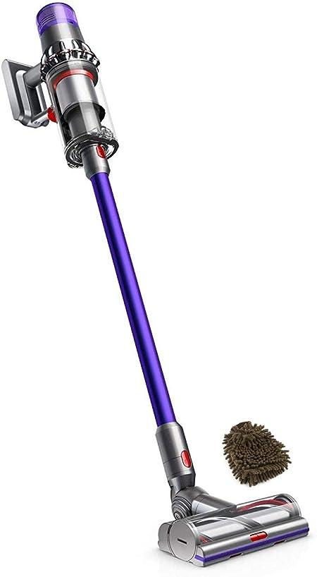 Dyson V11 Animal Aspirador, 332037-01, púrpura, inalámbrico (Juego Completo), con Paquete de Limpiador de Microfibra Premium: Amazon.es: Hogar