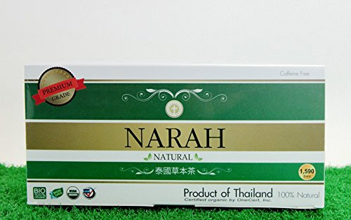 narah Gymnema té de hierbas 100% Natural Orgánico 30 bolsas ...