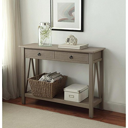 torage Console Table (Linon Console Table)