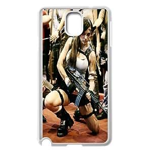 Personlised Printed Tomb Raider Lara Phone Case For Samsung Galaxy Note 3 N7200 ZE5C02551