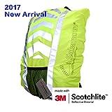 Salzmann 3M Reflective Backpack Cover, Rucksack Cover, Bag...