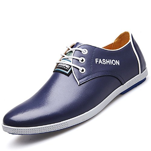 hexiajia , Damen Sneaker Blau
